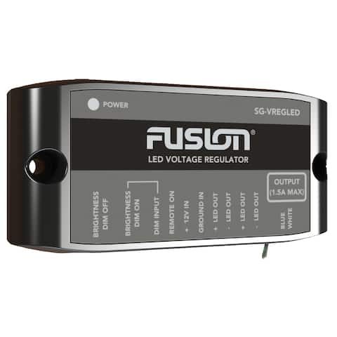 FUSION Signature Series Dimmer Control and LED Voltage Regulator 010-12276-00 Signature Series Dimmer Control and LED Voltage