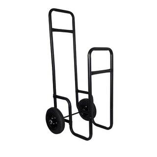 Panacea 15220 Heavy Duty Log Cart , Black