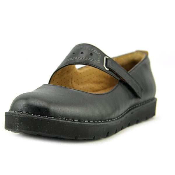 Clarks Un Briarcrest Women Round Toe Leather Black Mary Janes