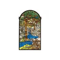 Meyda Tiffany 77530 Stained Glass Tiffany Window from the Tiffany Reproductions Collection - n/a