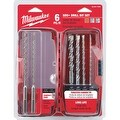 Milwaukee 6Pc Sds+ Drill Bit Set - Thumbnail 0