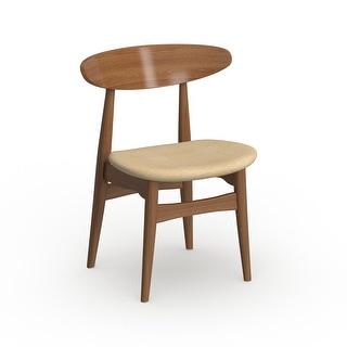 Norwegian Danish Tapered Dining Chairs (Set of 2) by iNSPIRE Q Modern