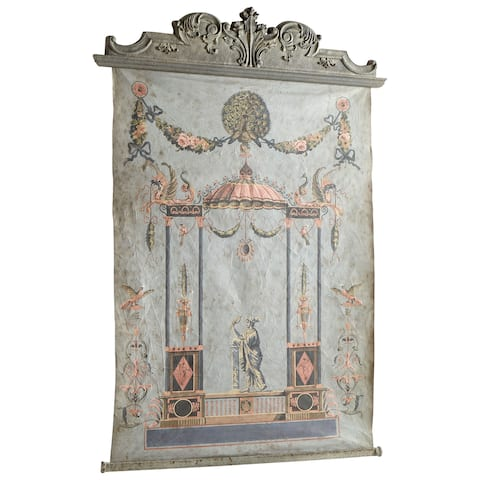 """Cyan Design 09259 Ethereal Days 81-1/4"""" Tall Cultural Tapestry"""