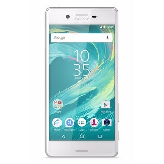 Sony XPERIA X  White Unlocked GSM - Android Smart Phone - F5121