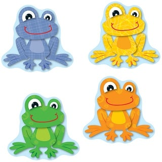 Funky Frogs Cut Outs