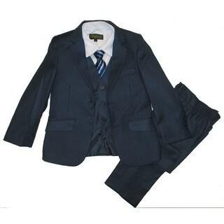 Little Boys Navy Classic Formal 5 Pcs Vest Shirt Tie Suit|https://ak1.ostkcdn.com/images/products/is/images/direct/f27772a2652450c68b69141fe5a6f657cc9017e9/Little-Boys-Navy-Classic-Formal-5-Pcs-Vest-Shirt-Tie-Suit-2T-7.jpg?_ostk_perf_=percv&impolicy=medium