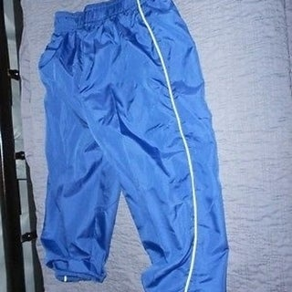 Blue Baby Infants 24 Months 24M Warm Cute Athletic Track Pants 51OZ
