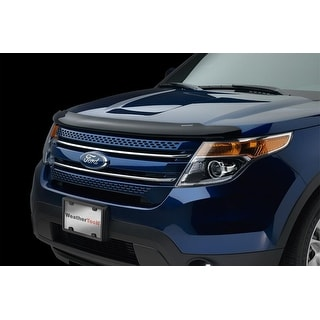 WeatherTech 50212 Stone & Bug Deflector: Ford Escape 2013 +