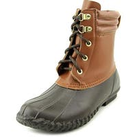 American Living Lyndsey Women TN/DK BR Snow Boots