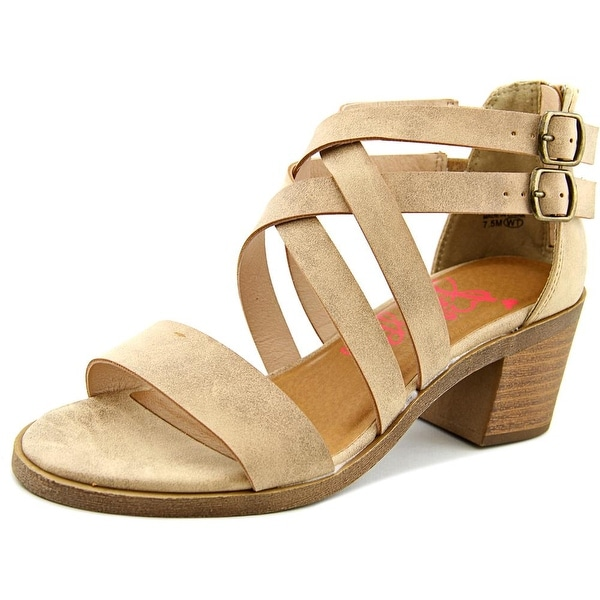 Jellypop Honeydew Women  Open Toe Synthetic  Sandals