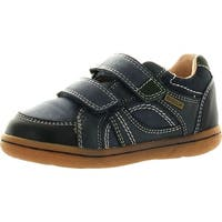 Geox Boys Flick B.K. Casual Everyday Fashion Shoes - Dark Navy
