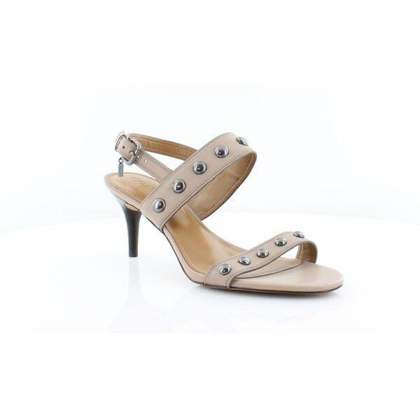 Coach Mandy Women's Sandals & Flip Flops Stone