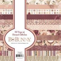 "Charmed - Bobunny Single-Sided Paper Pad 6""X6"" 36/Pkg"