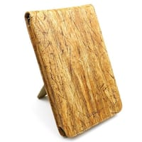 "JAVOedge Lumberjack Flip Case for Amazon Kindle Fire 7"" (Brown) - 1st Generation"