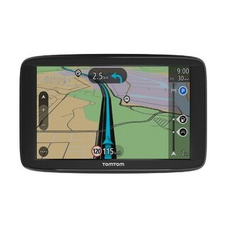 TomTom VIA 1525M 5 Automotive GPS