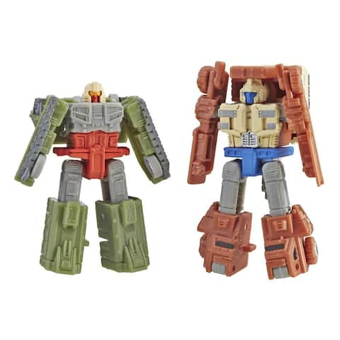 Transformers Toys Generations War For Cybertron Micromaster Wfc-S6 Battle Patrol