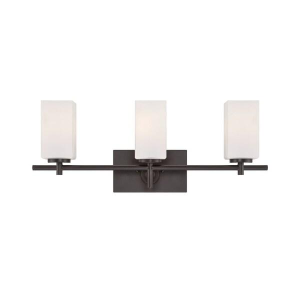 Designers Fountain 6733 Dakota 3-Light Vanity Light