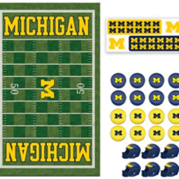 Masterpieces 41504 CLC Michigan Checkers Puzzle