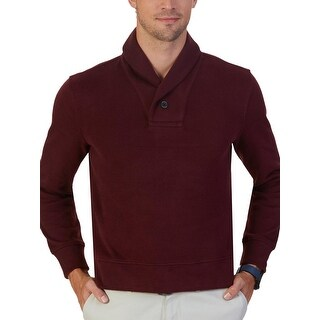 Nautica Mens Pullover Sweater Long Sleeves Knit