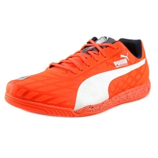 Puma evoSPEED Star IV Round Toe Leather Sneakers