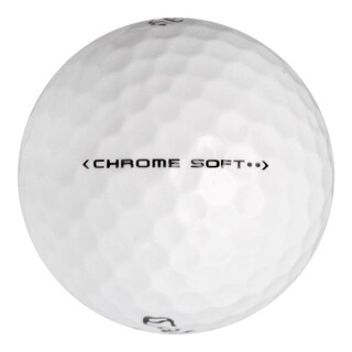 50 Callaway Chrome Soft - Value (AAA) Grade - Recycled (Used) Golf Balls