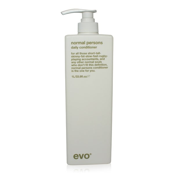 EVO Normal Persons Daily Conditioner 33.8 Oz
