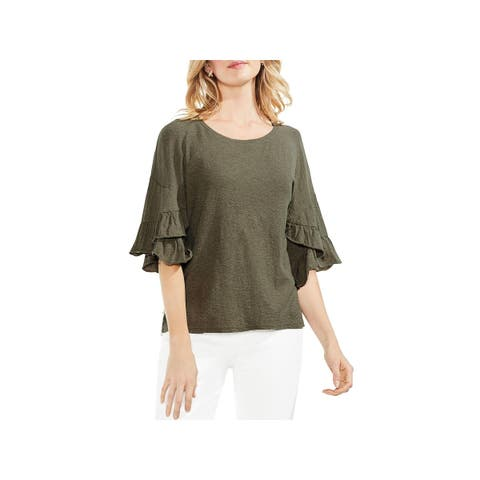 45d1c953478 Purple Vince Camuto Tops | Find Great Women's Clothing Deals ...