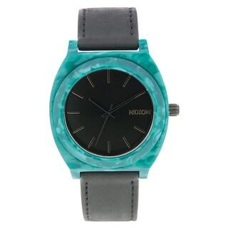 Nixon Women's Time Teller A328-054 Black Dial watch