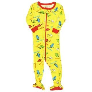 Intimo Boys' Dr. Suess One Fish Two Fish Footed Sleeper Pajamas|https://ak1.ostkcdn.com/images/products/is/images/direct/f28bd41f155cad3077c7f187c6e3c6c09ccb0708/Intimo-Boys%27-Dr.-Suess-One-Fish-Two-Fish-Footed-Sleeper-Pajamas.jpg?impolicy=medium