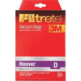3M 3M Hoover D Vacuum Bag
