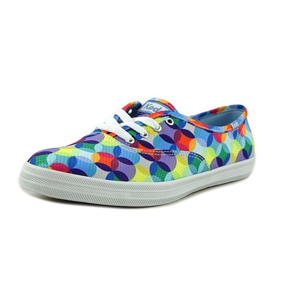 Keds CH BR Daya Women W Round Toe Canvas Blue Sneakers