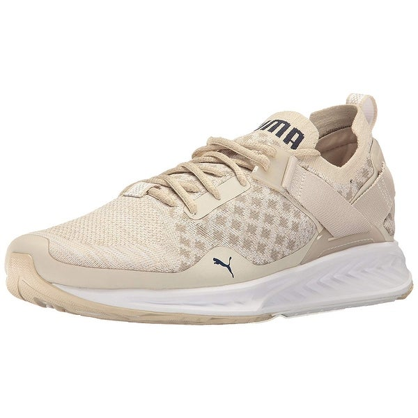 sports shoes f4105 2d84a Puma Mens Ignite Evoknit Low Top Lace Up Running Sneaker