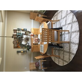 Shop Safavieh Dallas Trellis Ivory Beige Shag Rug 8 X