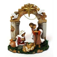Fontanini Limited Edition Holy Family Ornament