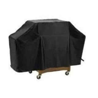 "Toolbasix SPC043L Grill Cover, Black, 53"" x 18"" x 34"""
