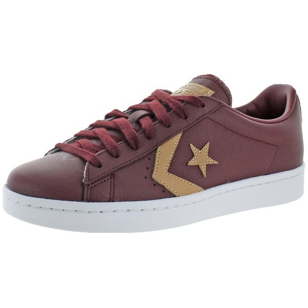 CONVERSE CONVERSE MEN'S PRO LEATHER 76 OX CASUAL SHOES