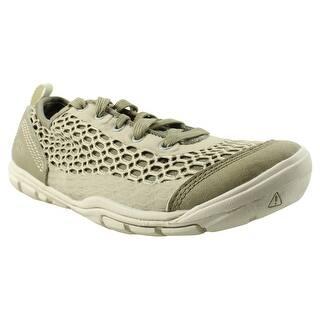 0262b79a8958 KEEN Womens Mercer Lace Ii Brindle Fashion Shoes Size 7