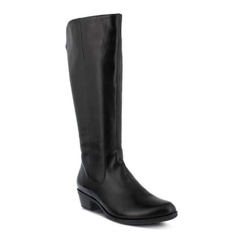 Spring Step Women's Bolah Boot Black Leather