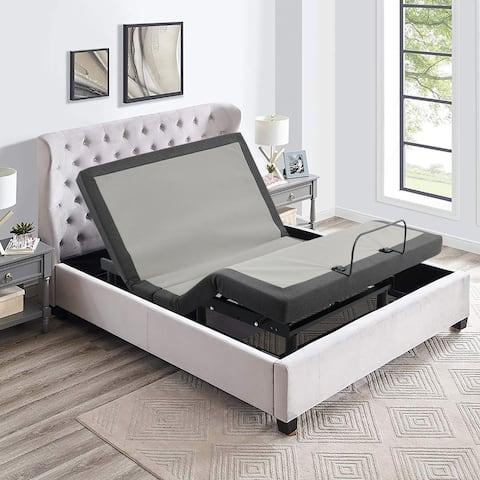 Comfort Deluxe Adjustable Bed Base