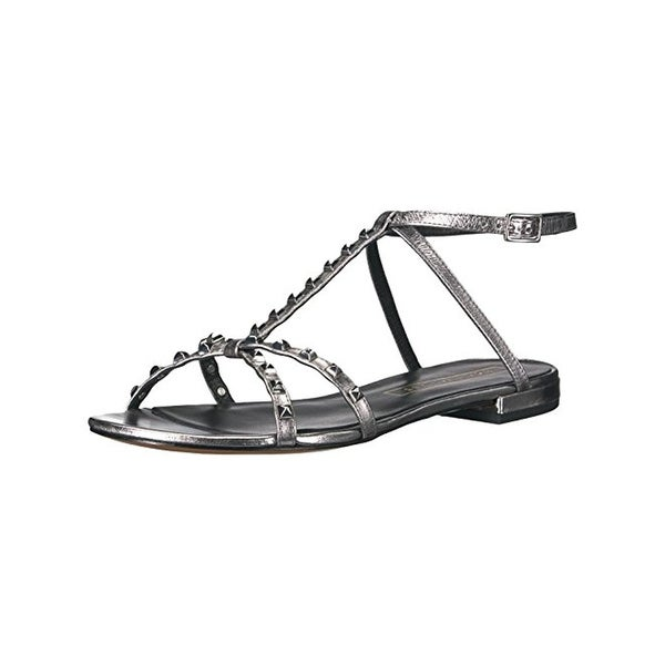 Marc Jacobs Womens Dress Sandals Studded T-Strap