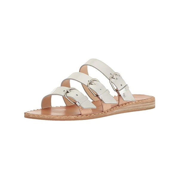 Dolce Vita Womens Para Slide Sandals Flats Strappy