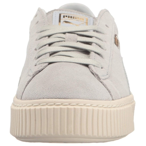 Suede Platform Core Fashion Sneaker