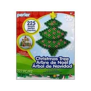 Perler Fused Bead Kit Trial Christmas Tree