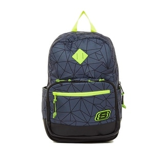 Skechers Boys Larimer Kid's Backpack Canvas Contrast Trim