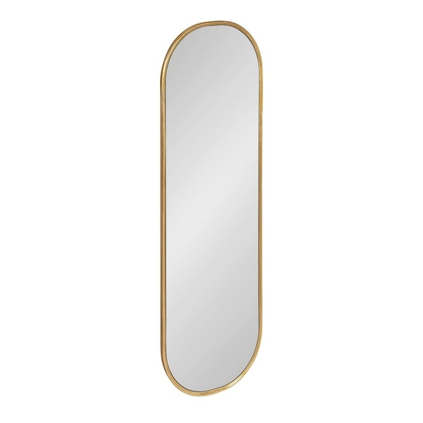 Kate and Laurel Caskill Capsule Framed Wall Mirror. Opens flyout.