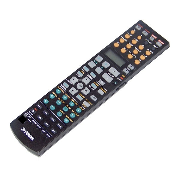 OEM Yamaha Remote Control Originally Shipped With: HTR6090, HTR-6090, HTR6090BL, HTR-6090BL