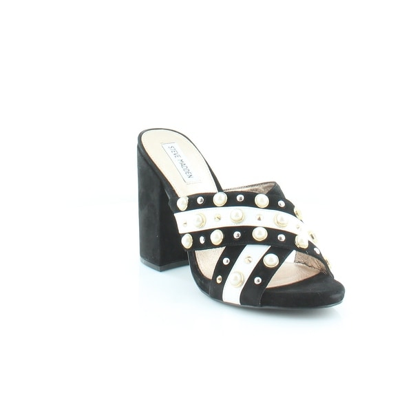 Steve Madden Cove Women's Sandals & Flip Flops Black Multi