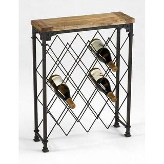 """Cyan Design 4542 28.75"""" Hudson Wine Rack Wine Rack"""