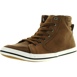 Arider Ar5011 Mens Fashion Classic High Top Lace Up Sneaker Comfort Casual Shoe