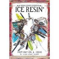 Inspiration & Ideas - Ice Resin Mixed Media Technique Book